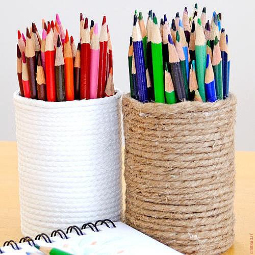 Дизайн из карандашей