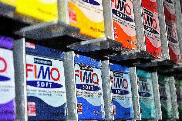 Купить Fimo Soft