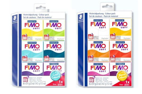 Новые наборы Fimo