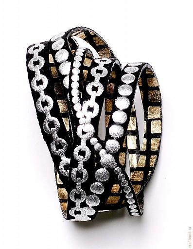 Uli Rapp. Украшения из текстиля